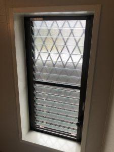 断熱効果の小さい窓